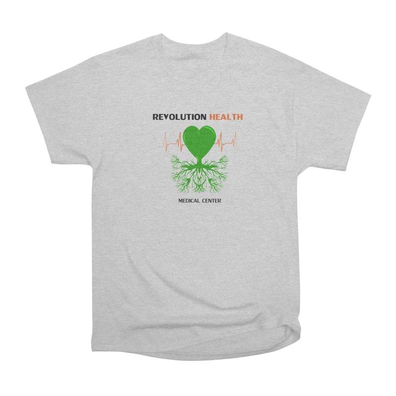 Revolution Health Medical Center Women's Heavyweight Unisex T-Shirt by 2Dyzain's Artist Shop