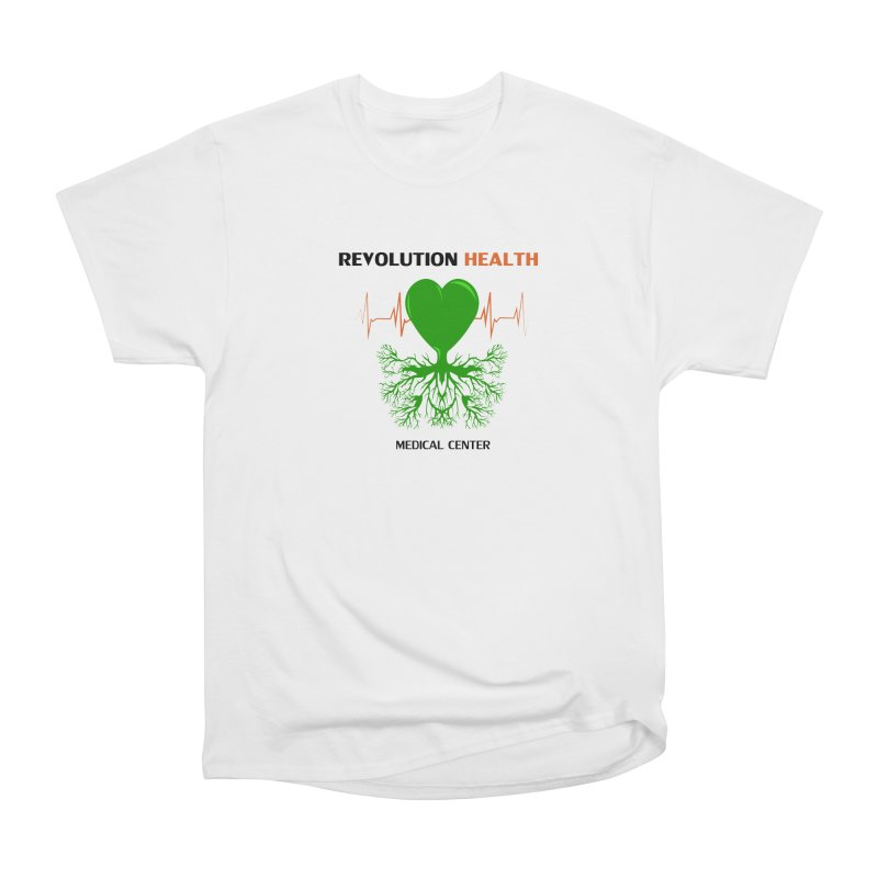 Revolution Health Medical Center Women's Heavyweight Unisex T-Shirt by 2Dyzain's Artist Shop