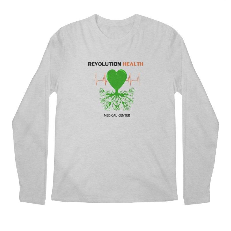 Revolution Health Medical Center Men's Longsleeve T-Shirt by 2Dyzain's Artist Shop