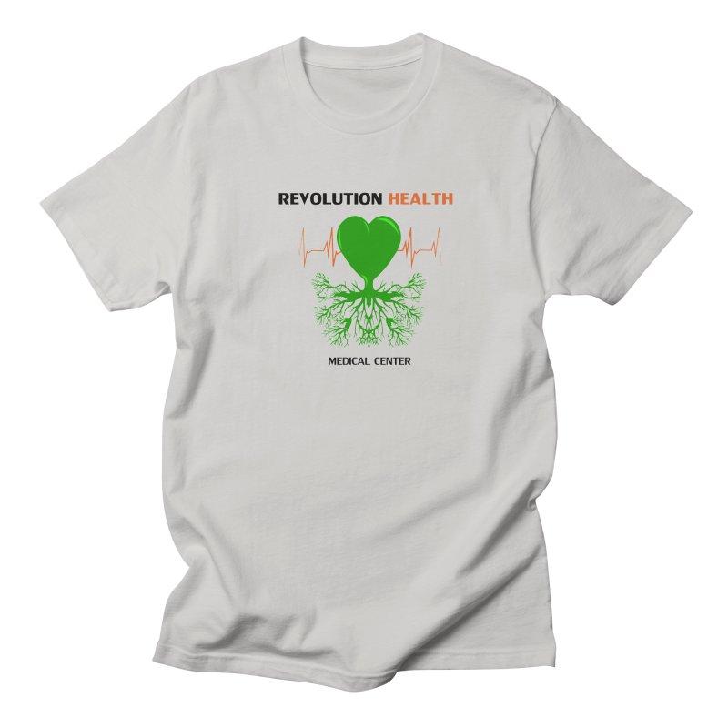 Revolution Health Medical Center Women's Unisex T-Shirt by 2Dyzain's Artist Shop