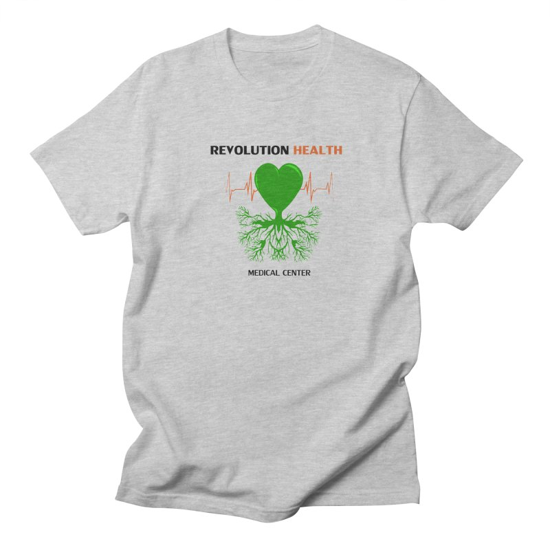 Revolution Health Medical Center Men's T-shirt by 2Dyzain's Artist Shop