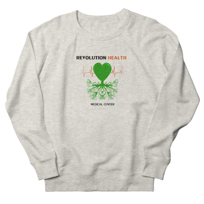 Revolution Health Medical Center Women's Sweatshirt by 2Dyzain's Artist Shop
