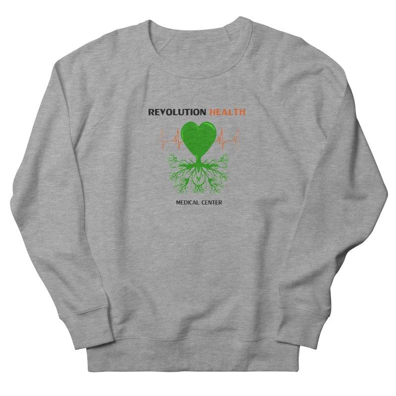 Revolution Health Medical Center Men's Sweatshirt by 2Dyzain's Artist Shop