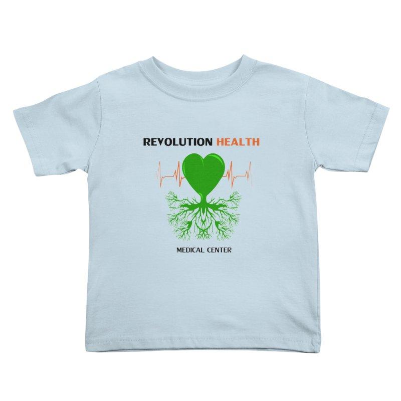 Revolution Health Medical Center Kids Toddler T-Shirt by 2Dyzain's Artist Shop