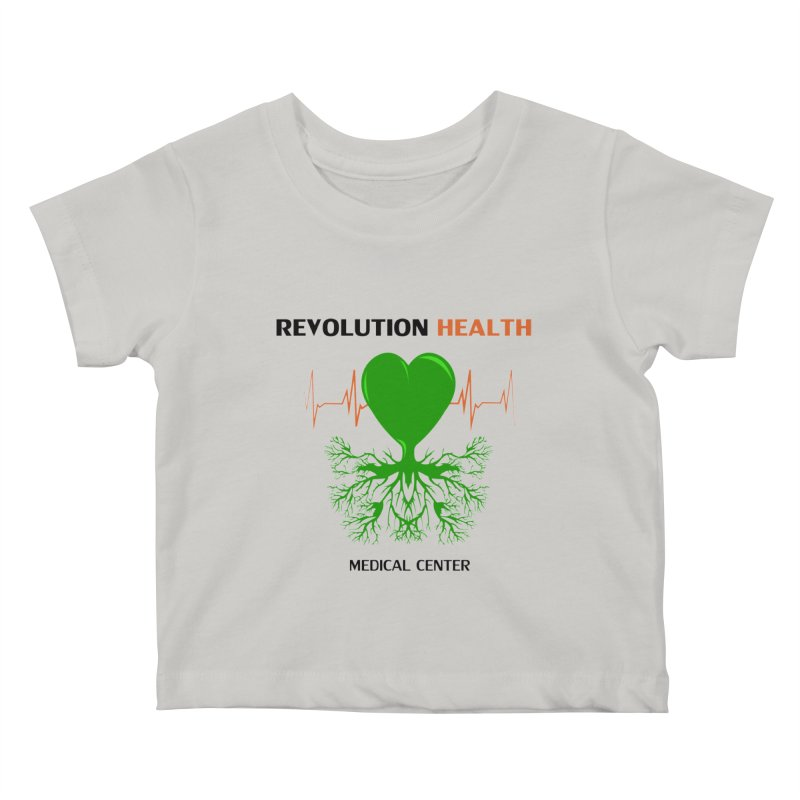 Revolution Health Medical Center Kids Baby T-Shirt by 2Dyzain's Artist Shop