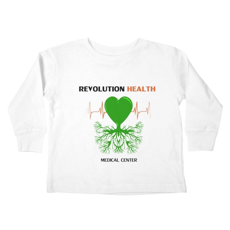 Revolution Health Medical Center Kids Toddler Longsleeve T-Shirt by 2Dyzain's Artist Shop