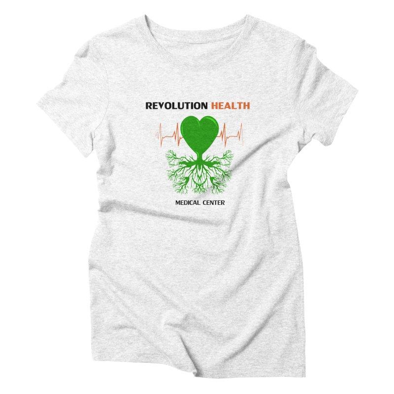 Revolution Health Medical Center Women's Triblend T-shirt by 2Dyzain's Artist Shop