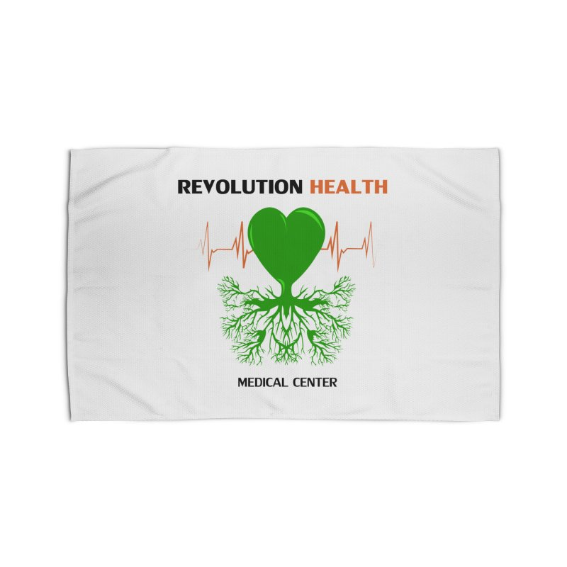 Revolution Health Medical Center Home Rug by 2Dyzain's Artist Shop