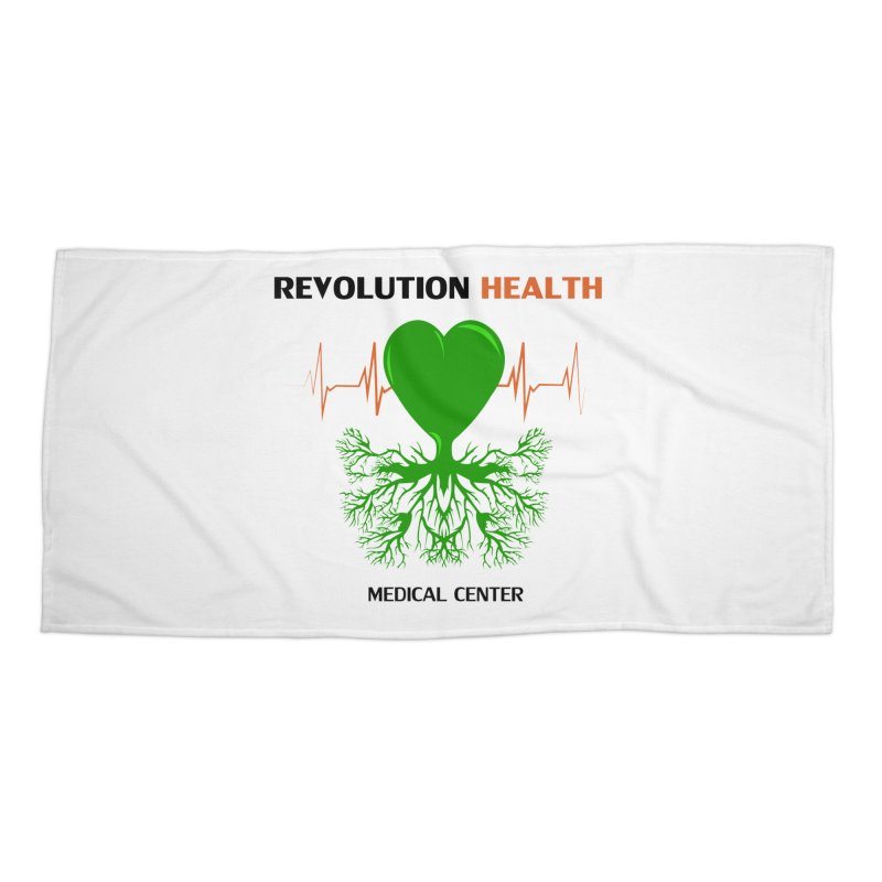 Revolution Health Medical Center Accessories Beach Towel by 2Dyzain's Artist Shop