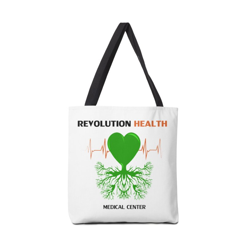 Revolution Health Medical Center Accessories Bag by 2Dyzain's Artist Shop