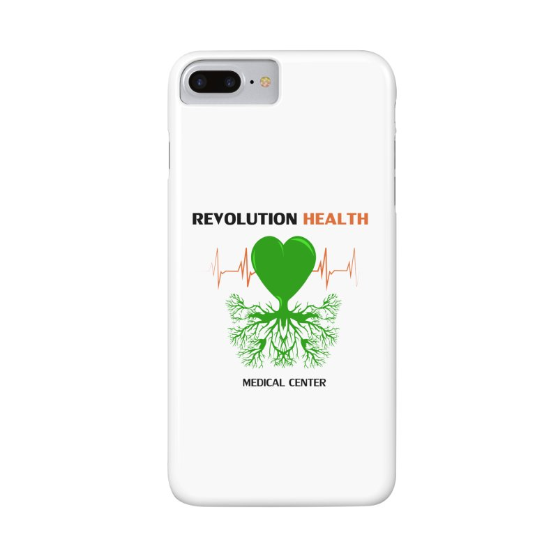 Revolution Health Medical Center Accessories Phone Case by 2Dyzain's Artist Shop