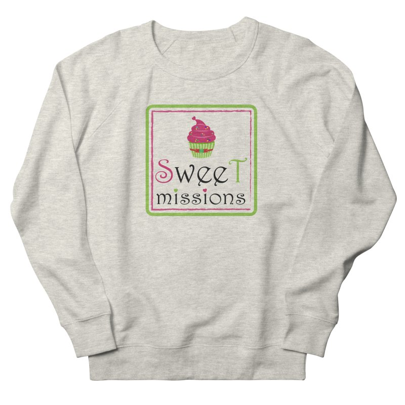 Sweet Missions Women's Sweatshirt by 2Dyzain's Artist Shop