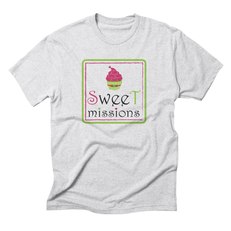 Sweet Missions Men's Triblend T-shirt by 2Dyzain's Artist Shop