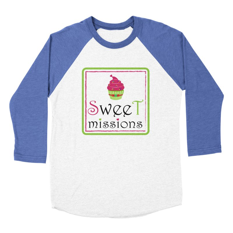 Sweet Missions Women's Baseball Triblend T-Shirt by 2Dyzain's Artist Shop