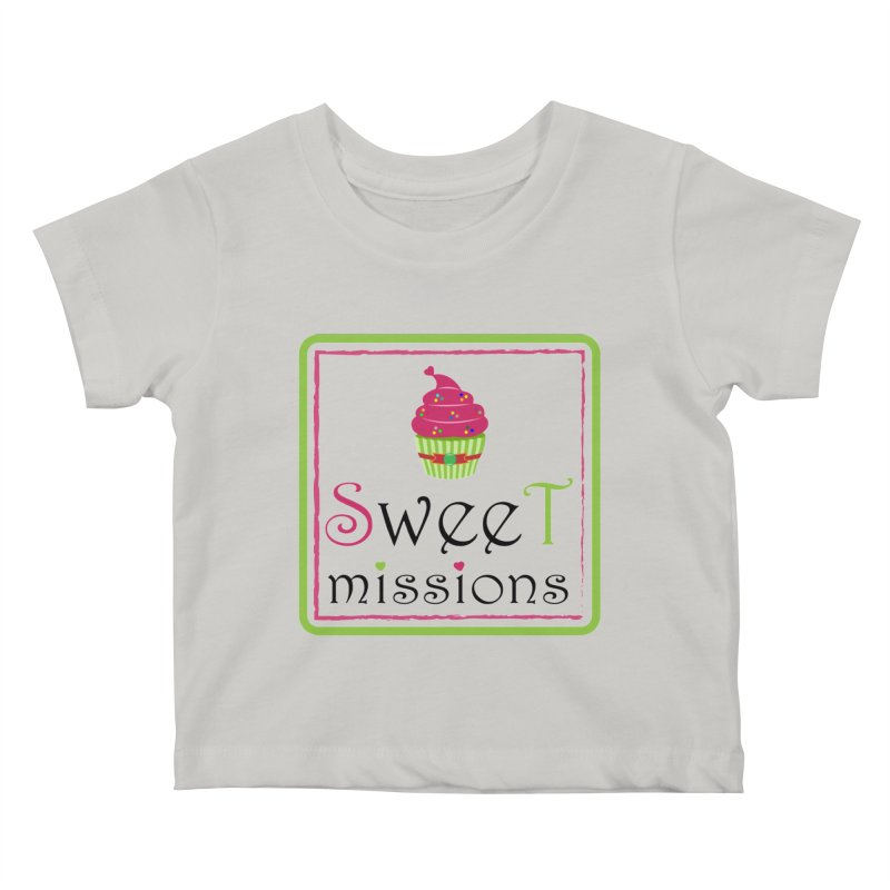 Sweet Missions Kids Baby T-Shirt by 2Dyzain's Artist Shop