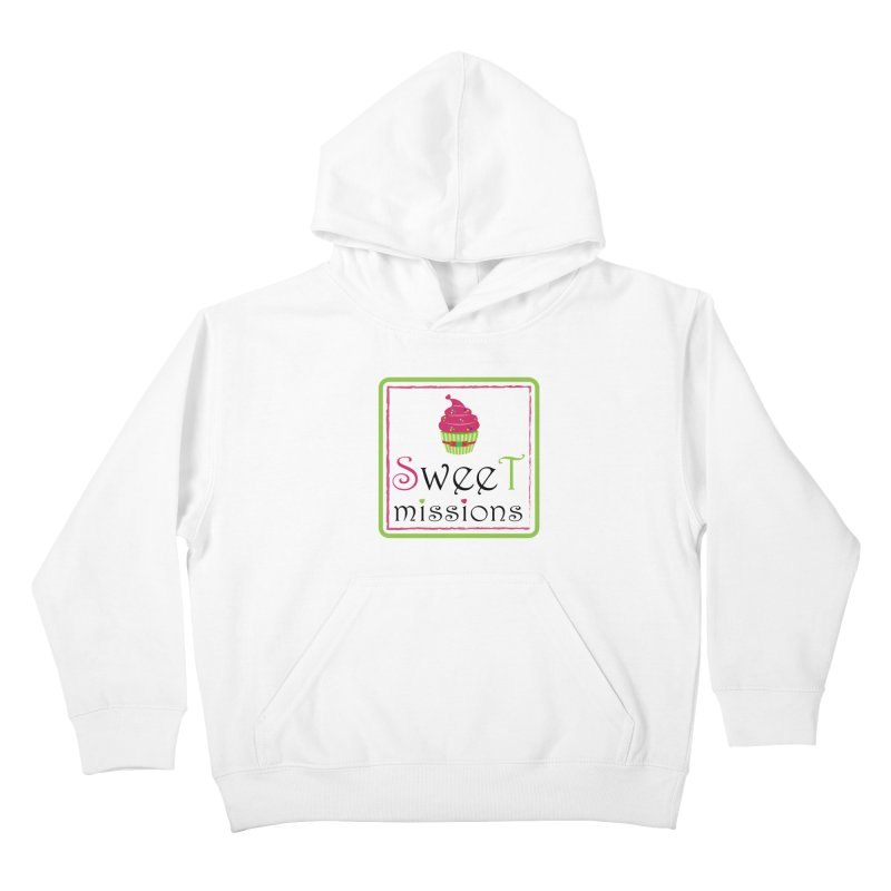 Sweet Missions Kids Pullover Hoody by 2Dyzain's Artist Shop