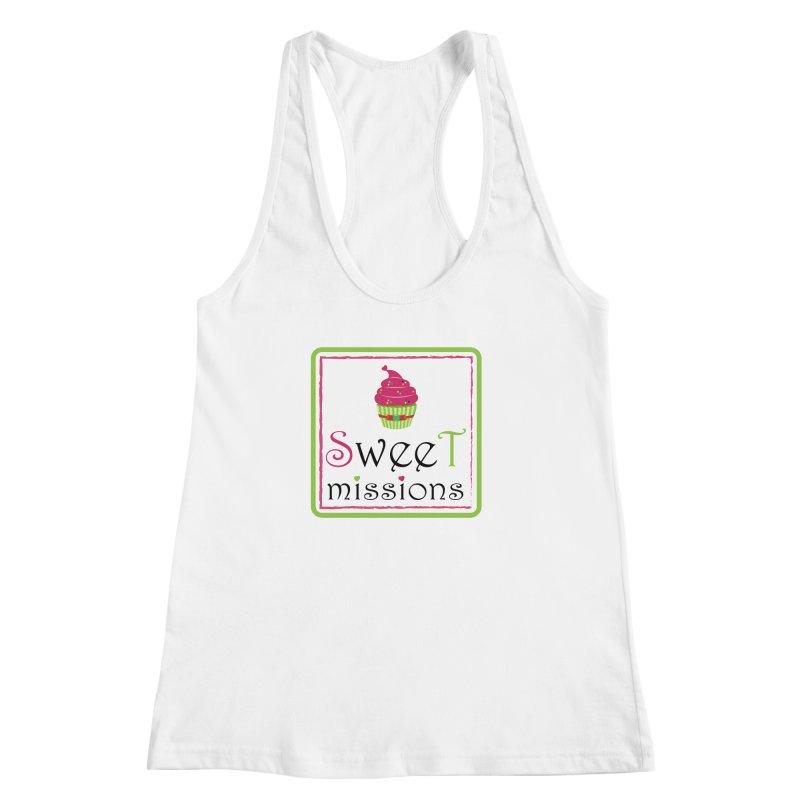 Sweet Missions Women's Racerback Tank by 2Dyzain's Artist Shop