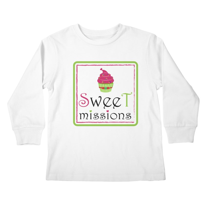 Sweet Missions Kids Longsleeve T-Shirt by 2Dyzain's Artist Shop