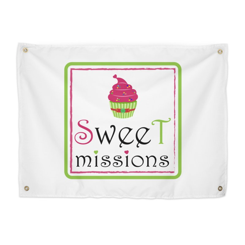 Sweet Missions Home Tapestry by 2Dyzain's Artist Shop