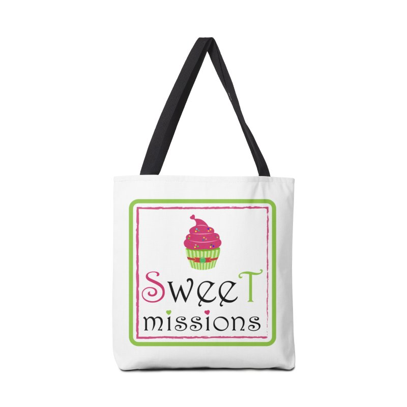 Sweet Missions Accessories Bag by 2Dyzain's Artist Shop