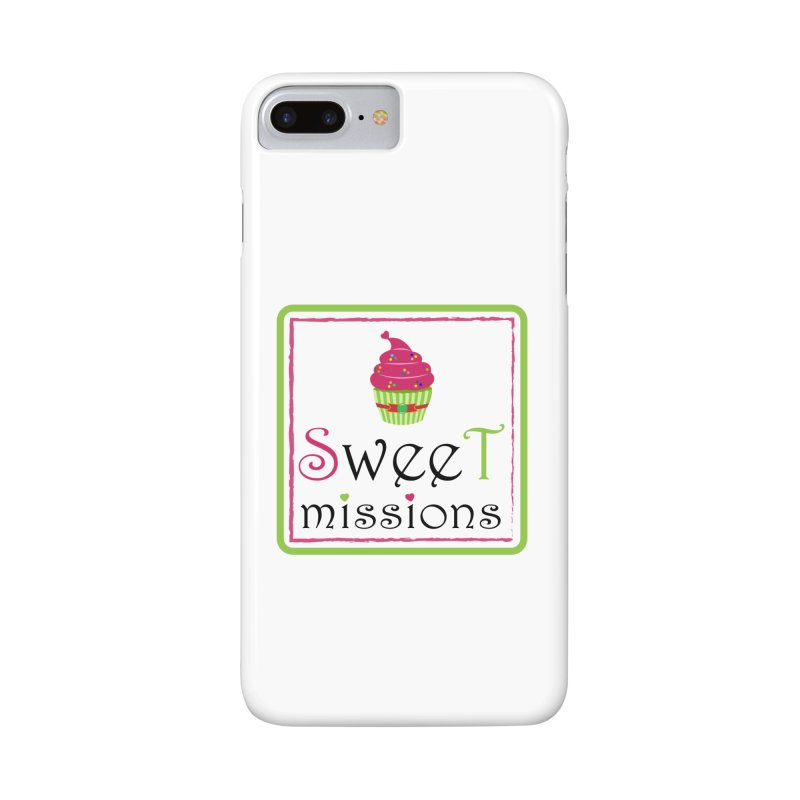 Sweet Missions Accessories Phone Case by 2Dyzain's Artist Shop