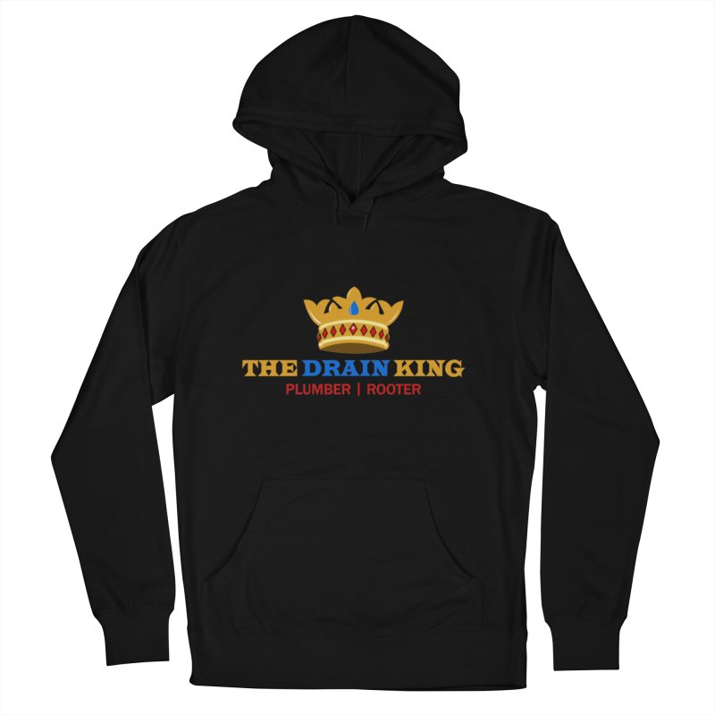 The Drain King Men's Pullover Hoody by 2Dyzain's Artist Shop