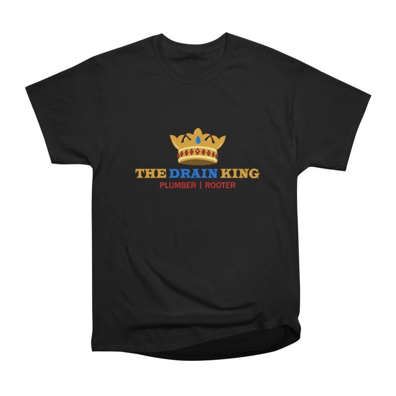 The Drain King Men's Heavyweight T-Shirt by 2Dyzain's Artist Shop