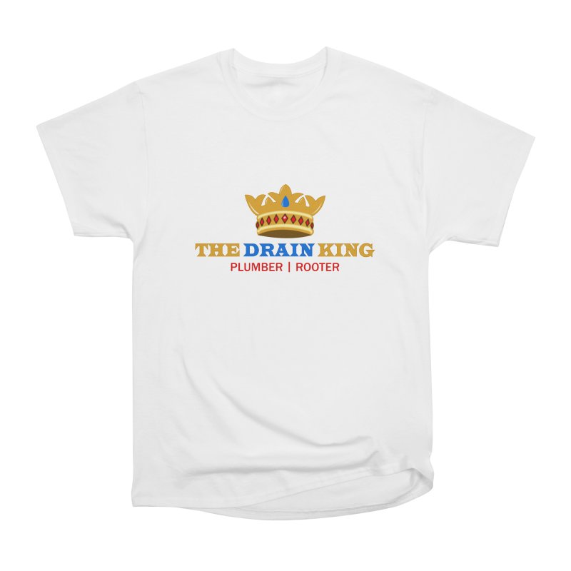 The Drain King Women's Heavyweight Unisex T-Shirt by 2Dyzain's Artist Shop