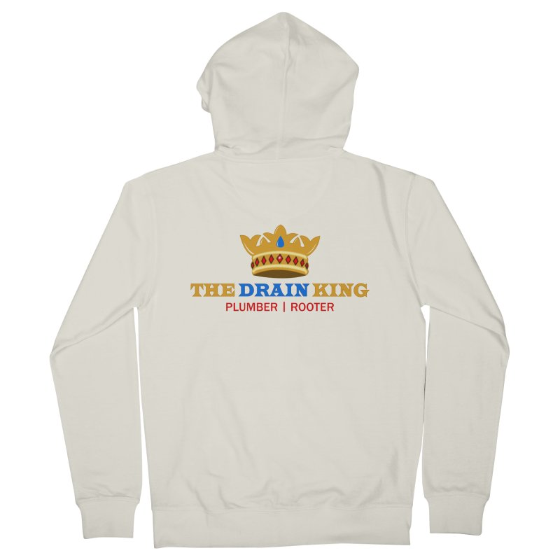 The Drain King Women's Zip-Up Hoody by 2Dyzain's Artist Shop