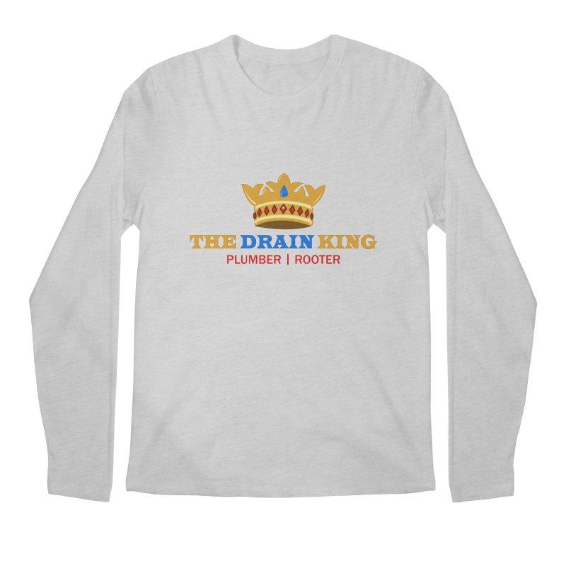 The Drain King Men's Longsleeve T-Shirt by 2Dyzain's Artist Shop