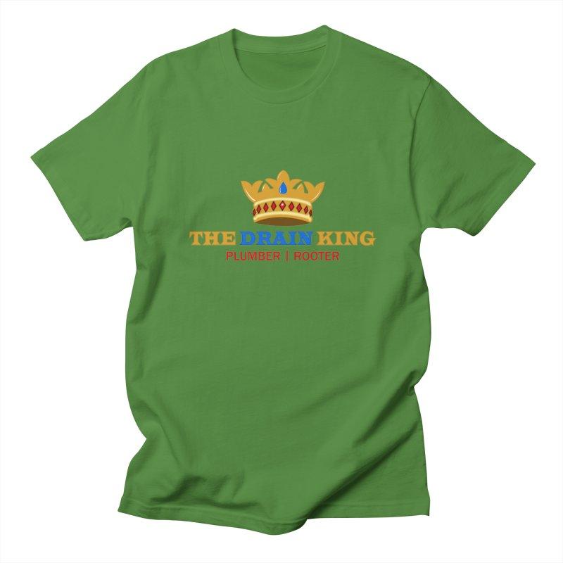 The Drain King Men's T-shirt by 2Dyzain's Artist Shop