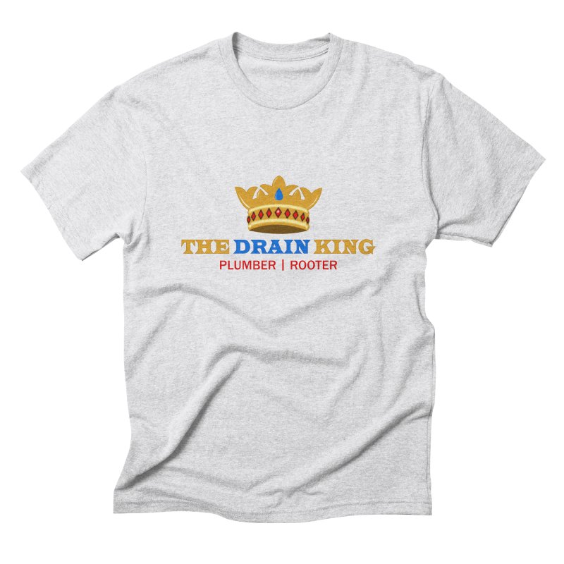 The Drain King Men's Triblend T-Shirt by 2Dyzain's Artist Shop