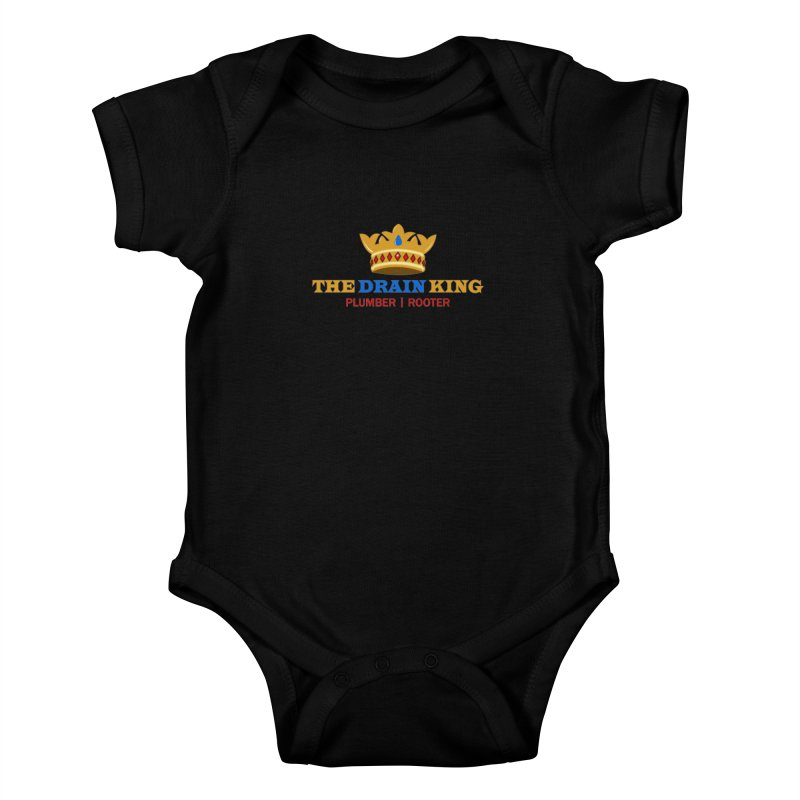 The Drain King Kids Baby Bodysuit by 2Dyzain's Artist Shop