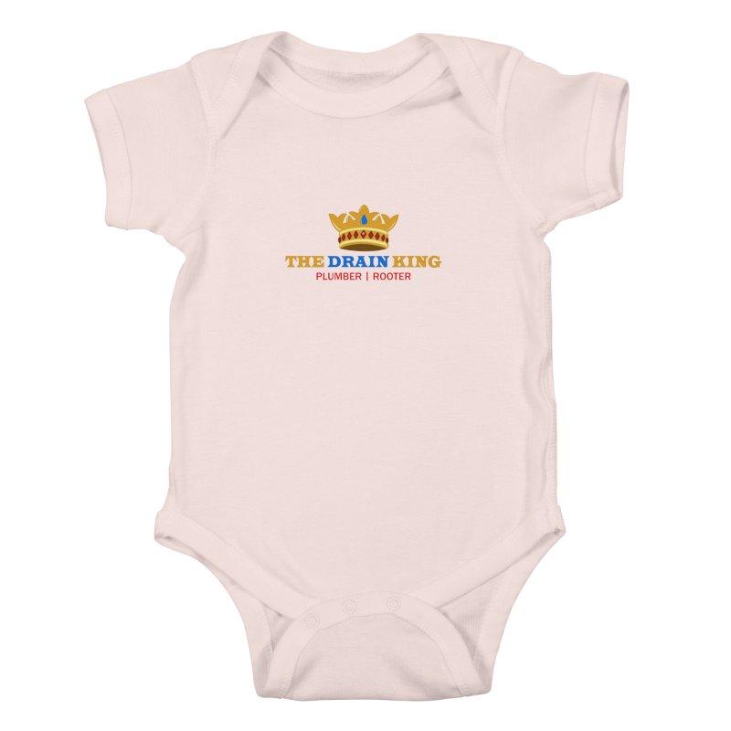 The Drain King Kids Baby Bodysuit by 2Dyzain's Artist Shop