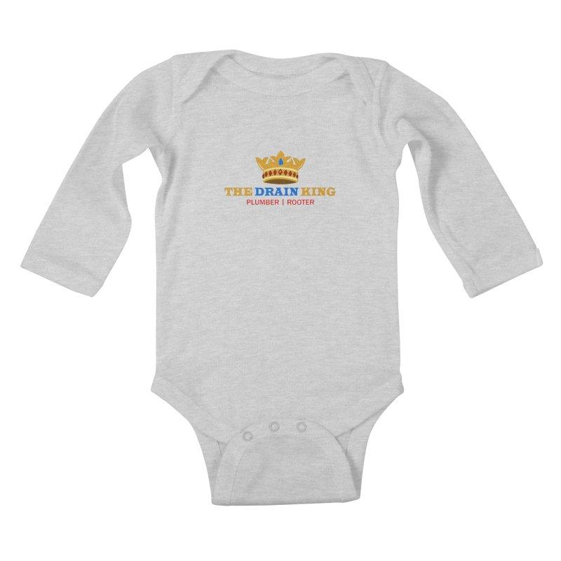 The Drain King Kids Baby Longsleeve Bodysuit by 2Dyzain's Artist Shop