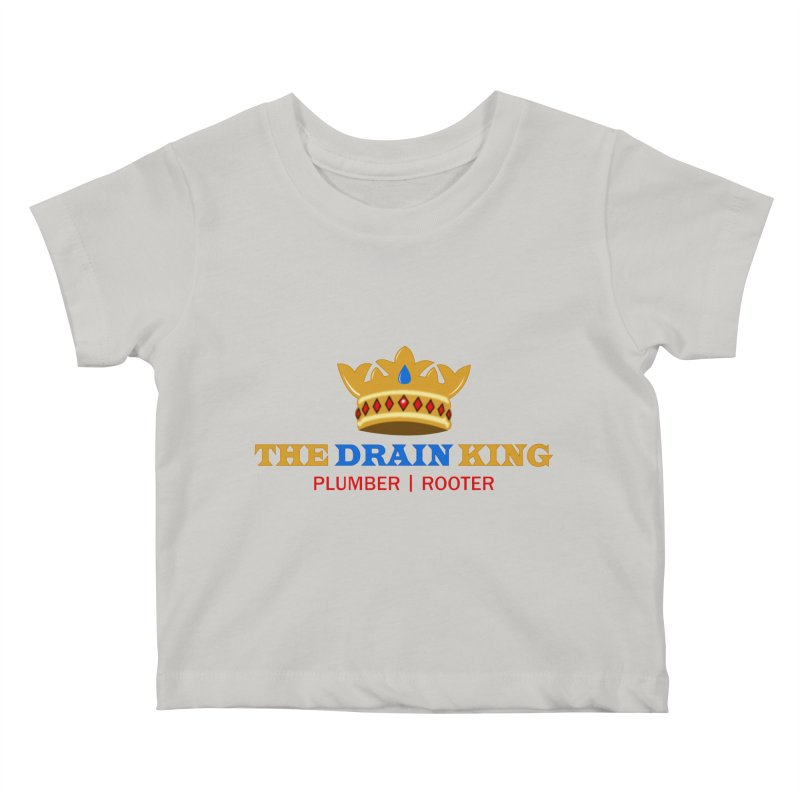 The Drain King Kids Baby T-Shirt by 2Dyzain's Artist Shop