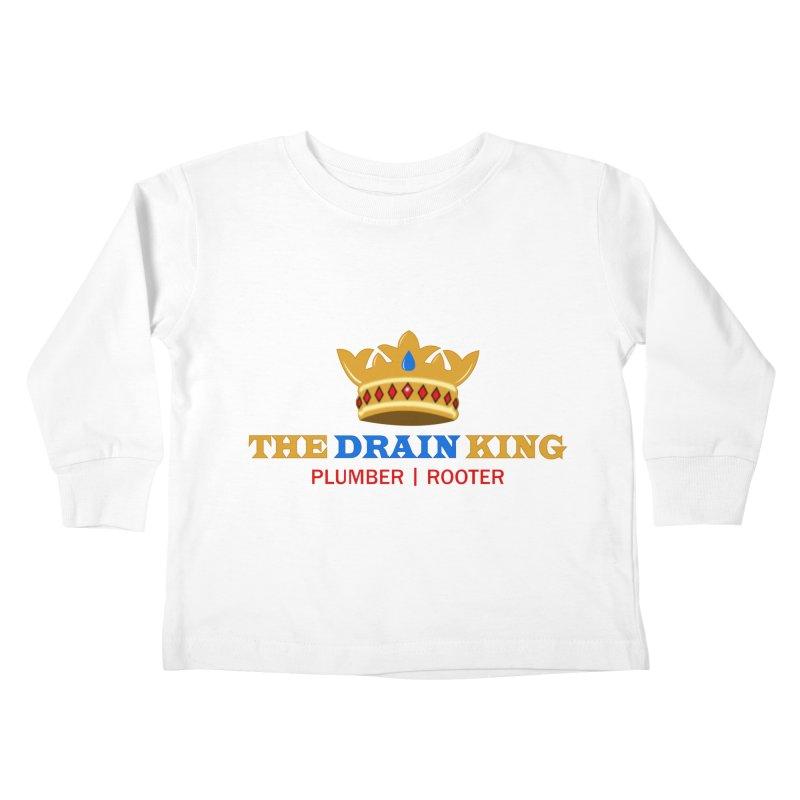 The Drain King Kids Toddler Longsleeve T-Shirt by 2Dyzain's Artist Shop