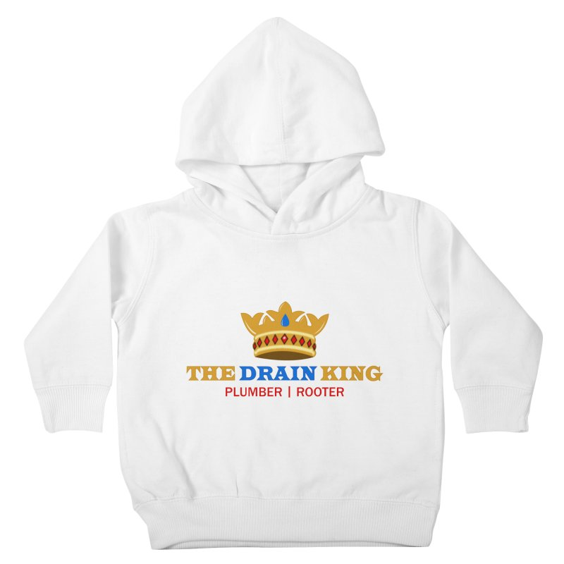 The Drain King Kids Toddler Pullover Hoody by 2Dyzain's Artist Shop