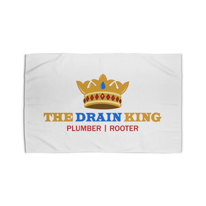 The Drain King Home Rug by 2Dyzain's Artist Shop