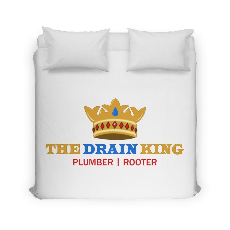 The Drain King Home Duvet by 2Dyzain's Artist Shop
