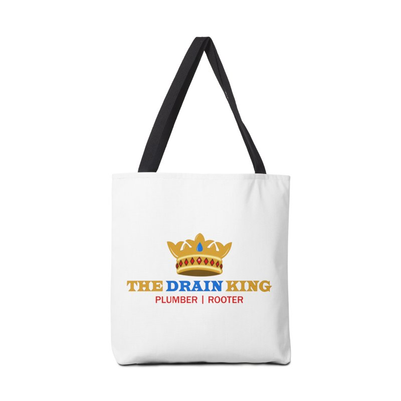 The Drain King Accessories Bag by 2Dyzain's Artist Shop