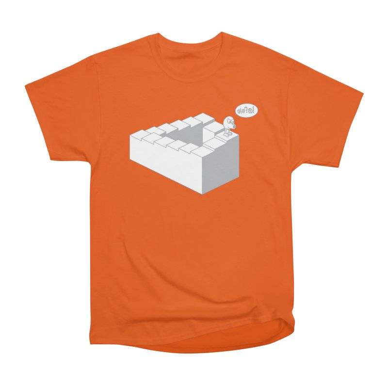 @!#?@! (Qbert) Men's Heavyweight T-Shirt by 2pstart's Artist Shop