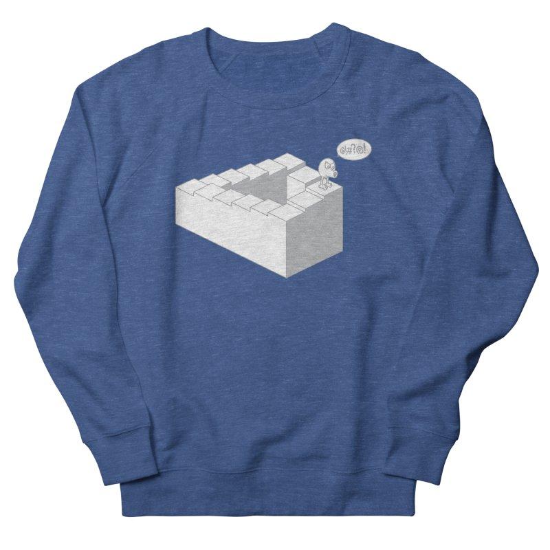 @!#?@! (Qbert) Women's French Terry Sweatshirt by 2pstart's Artist Shop