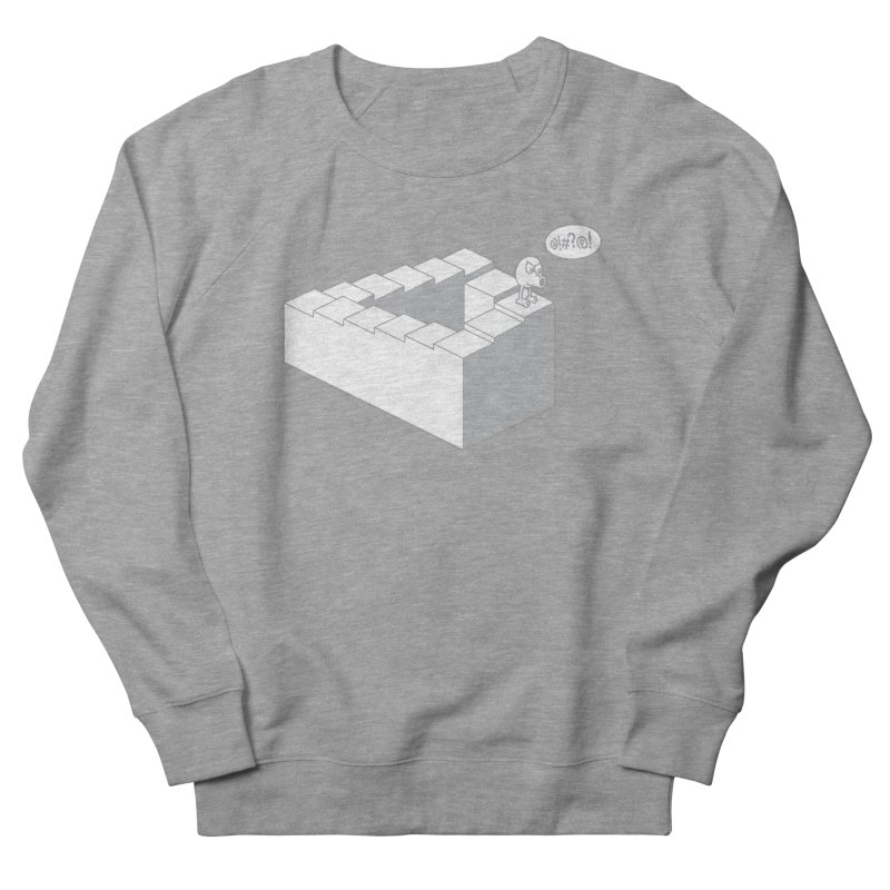 @!#?@! (Qbert) Women's French Terry Sweatshirt by 2pstart's Artist Shop