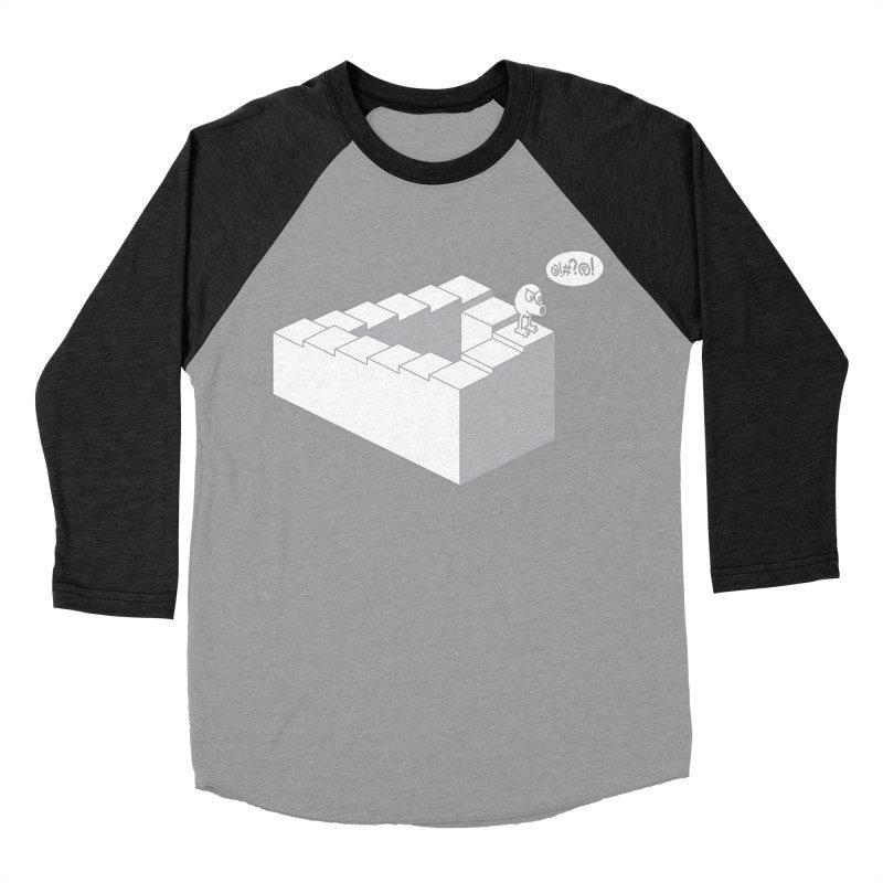 @!#?@! (Qbert) Women's Baseball Triblend Longsleeve T-Shirt by 2pstart's Artist Shop