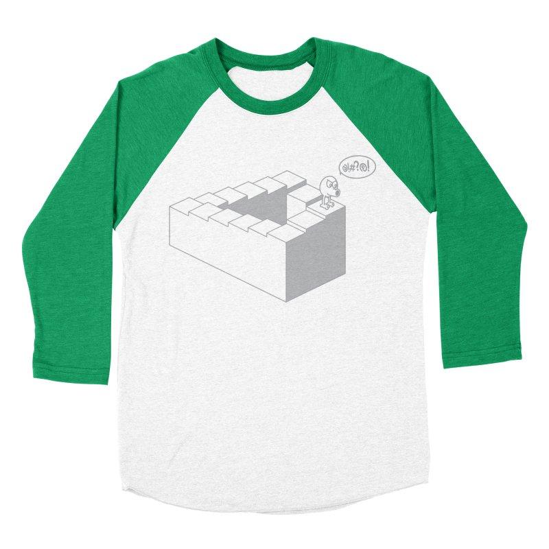 @!#?@! (Qbert) Men's Baseball Triblend Longsleeve T-Shirt by 2pstart's Artist Shop