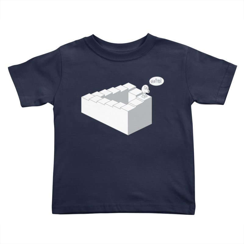 @!#?@! (Qbert) Kids Toddler T-Shirt by 2pstart's Artist Shop