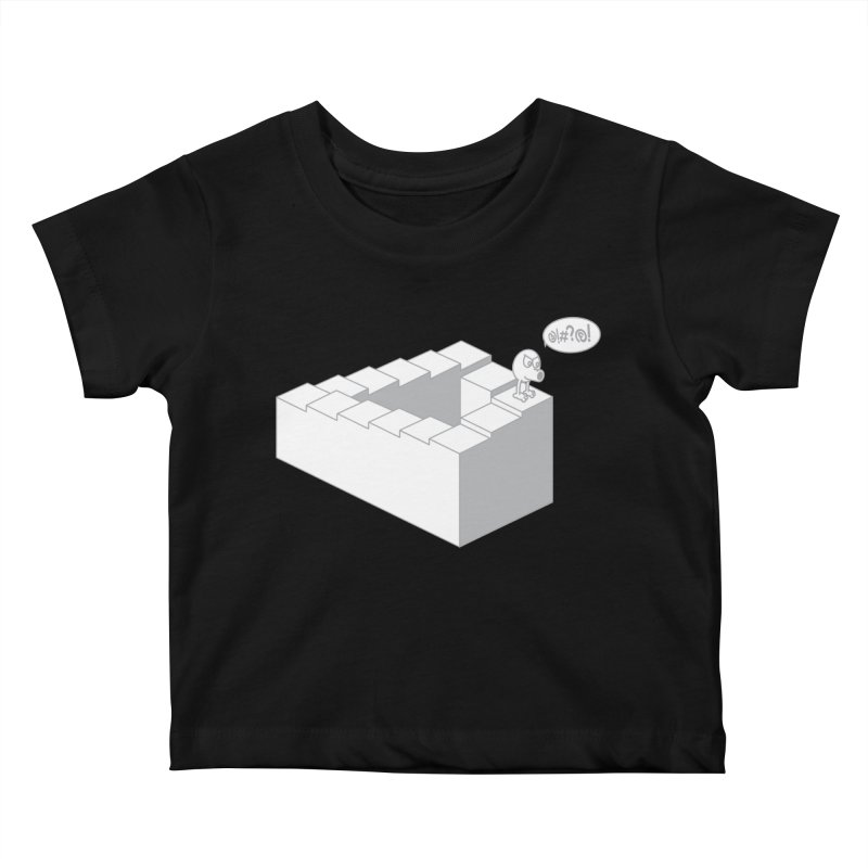 @!#?@! (Qbert) Kids Baby T-Shirt by 2pstart's Artist Shop