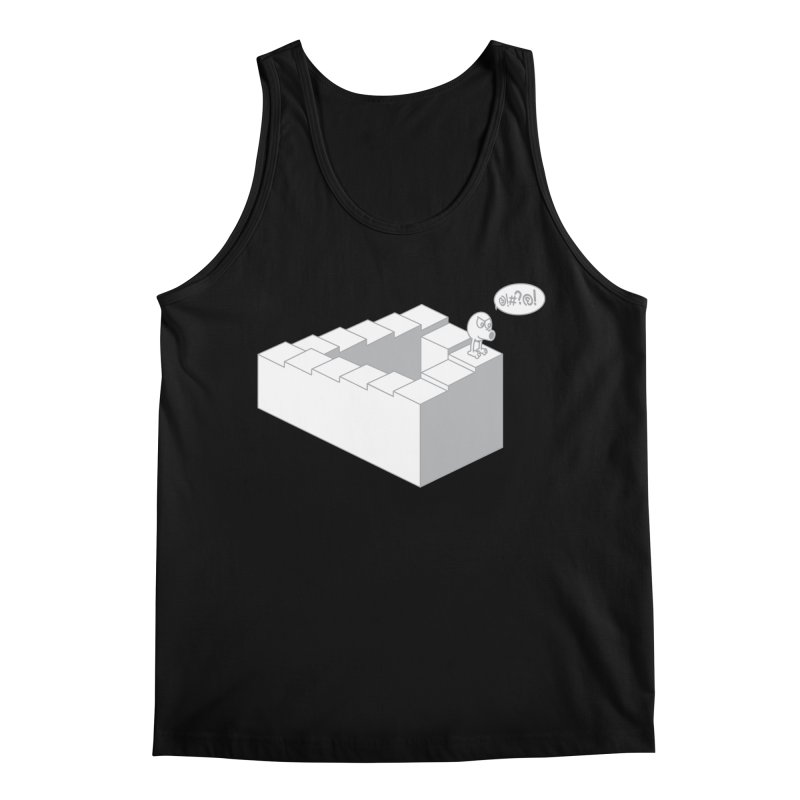 @!#?@! (Qbert) Men's Regular Tank by 2pstart's Artist Shop