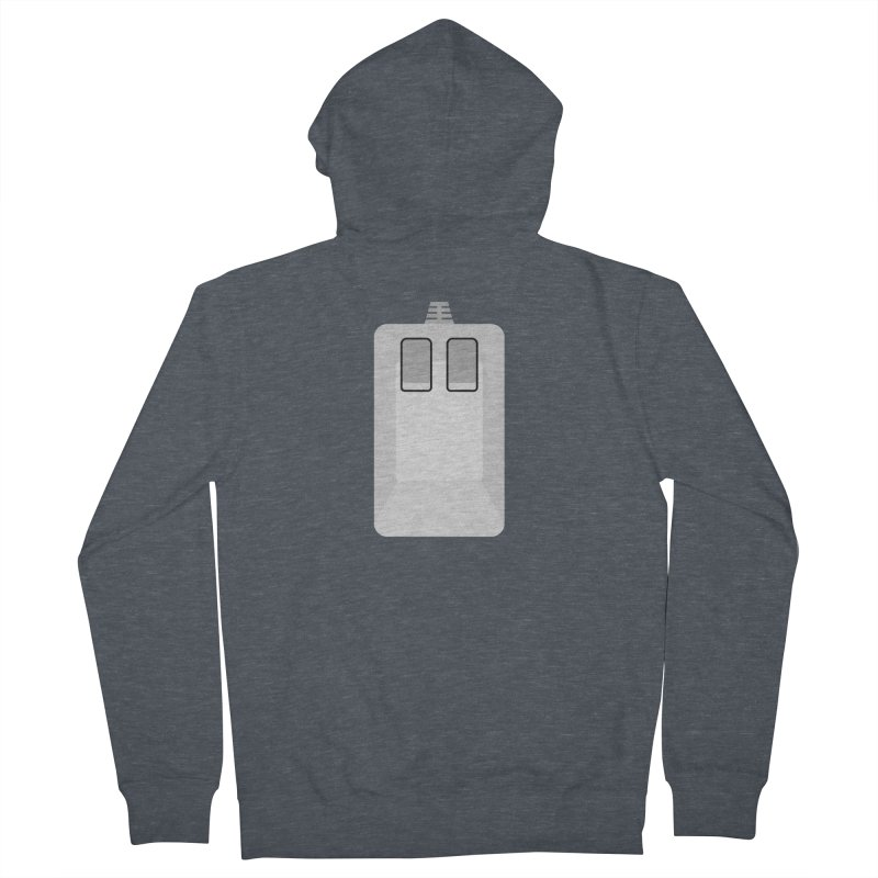 Amiga Tank Mouse Women's Zip-Up Hoody by 2pxSolidBlack